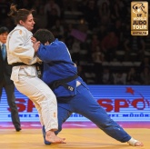 Sebile Akbulut (TUR) - Grand Prix Antalya (2018, TUR) - © IJF Media Team, International Judo Federation