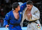 Dorin Gotonoaga (MDA), Sukhrob Tursunov (UZB) - Grand Prix Antalya (2018, TUR) - © IJF Media Team, International Judo Federation