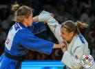 Betina Temelkova (ISR), Anja Stangar (SLO) - Grand Prix Antalya (2018, TUR) - © IJF Media Team, International Judo Federation