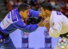 Francisco Garrigós (ESP), Amiran Papinashvili (GEO) - Grand Prix Budapest (2018, HUN) - © IJF Media Team, International Judo Federation