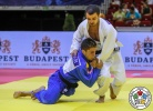 Amiran Papinashvili (GEO), Francisco Garrigós (ESP) - Grand Prix Budapest (2018, HUN) - © IJF Media Team, International Judo Federation