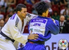 Mohamed Abdelmawgoud (EGY), Kenzo Tagawa (JPN) - Grand Prix Budapest (2018, HUN) - © IJF Media Team, International Judo Federation
