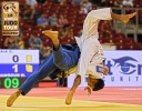 Mohamed Abdelmawgoud (EGY) - Grand Prix Budapest (2018, HUN) - © IJF Media Team, International Judo Federation