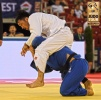 Odbayar Ganbaatar (MGL) - Grand Prix Budapest (2018, HUN) - © IJF Media Team, International Judo Federation
