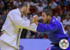 Ushangi Margiani (GEO), Krisztian Toth (HUN) - Grand Prix Budapest (2018, HUN) - © IJF Media Team, International Judo Federation