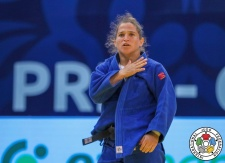 Paula Pareto (ARG) - Grand Prix Cancun (2018, MEX) - © IJF Media Team, International Judo Federation
