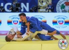 Laurin Boehler (AUT), Niiaz Bilalov (RUS) - Grand Prix Cancun (2018, MEX) - © IJF Media Team, International Judo Federation