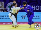Gankhaich Bold (MGL), Jing Tang (CHN) - Grand Prix Hohhot (2018, CHN) - © IJF Media Team, International Judo Federation