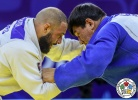Roy Meyer (NED), Bekmurod Oltiboev (UZB) - Grand Prix Hohhot (2018, CHN) - © IJF Media Team, International Judo Federation
