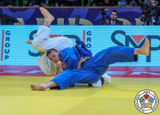 Mikael Özerler (TUR) - Grand Prix Tashkent (2018, UZB) - © IJF Media Team, International Judo Federation