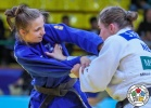Kaja Kajzer (SLO), Sanne Verhagen (NED) - Grand Prix Tashkent (2018, UZB) - © IJF Media Team, International Judo Federation