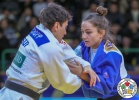 Evelyne Tschopp (SUI), Majlinda Kelmendi (KOS) - Grand Prix Tashkent (2018, UZB) - © IJF Media Team, International Judo Federation
