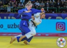 Hilde Jager (NED), Elvismar Rodriguez (VEN) - Grand Prix Tashkent (2018, UZB) - © IJF Media Team, International Judo Federation