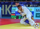 Khikmatillokh Turaev (UZB), Igor Wandtke (GER) - Grand Prix Tashkent (2018, UZB) - © IJF Media Team, International Judo Federation