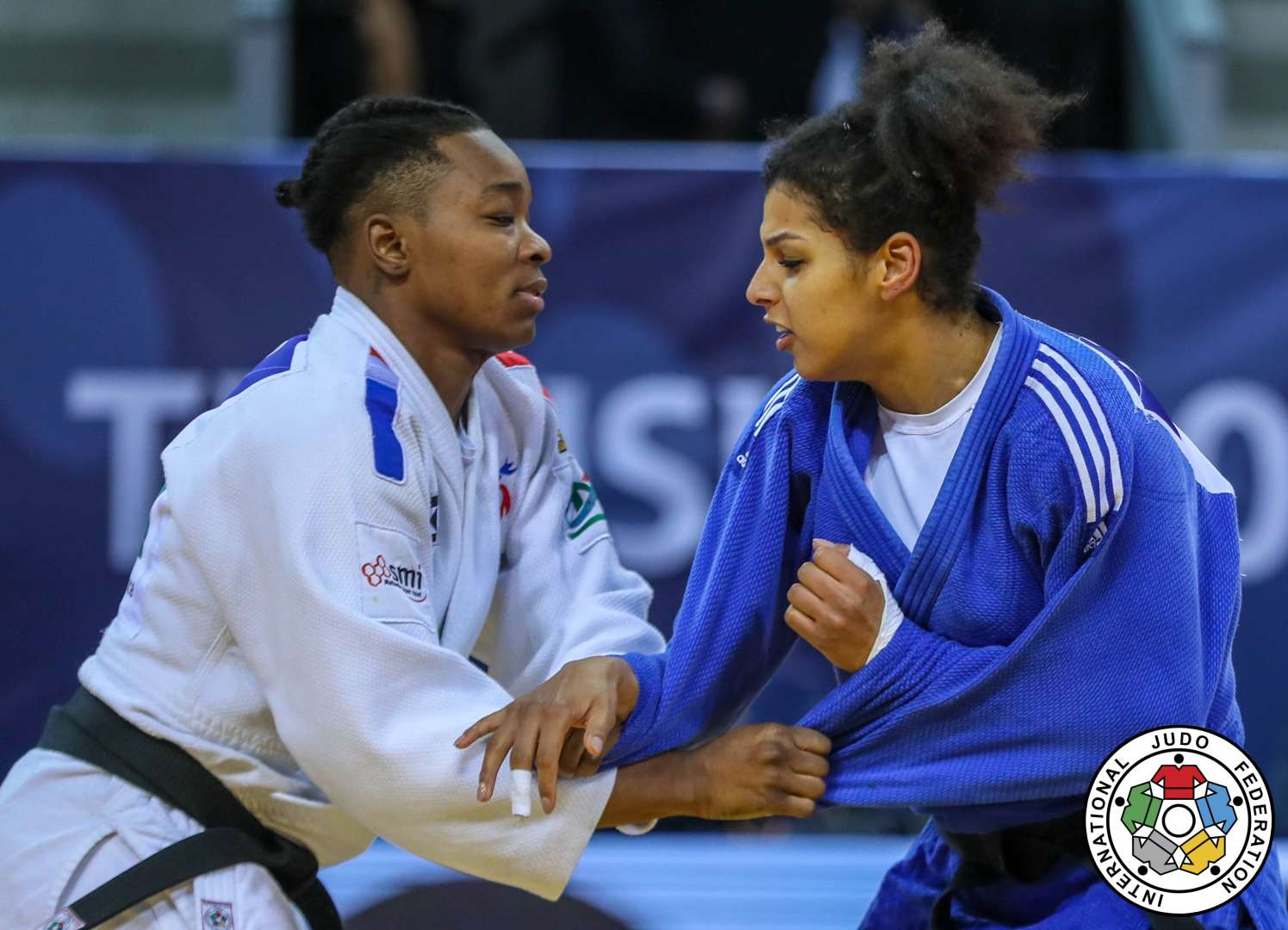 Audrey Tcheumeo stays unbeaten in 2018 with Tbilisi triumph