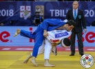 Oruj Valizada (AZE), Lasha Chaduneli (GEO) - Grand Prix Tbilisi (2018, GEO) - © IJF Media Team, International Judo Federation