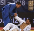 Lukhumi Chkhvimiani (GEO), Amiran Papinashvili (GEO) - Grand Prix Tbilisi (2018, GEO) - © IJF Media Team, International Judo Federation