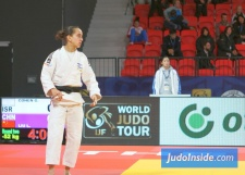 Gili Cohen (ISR) - Grand Prix The Hague (2018, NED) - © JudoInside.com, judo news, results and photos