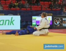 Charline Van Snick (BEL) - Grand Prix The Hague (2018, NED) - © JudoInside.com, judo news, results and photos