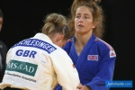 Alice Schlesinger (GBR), Amy Livesey (GBR) - Grand Prix The Hague (2018, NED) - © JudoInside.com, judo news, results and photos