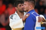 Lasha Shavdatuashvili (GEO), Anthony Zingg (GER) - Grand Prix The Hague (2018, NED) - © JudoInside.com, judo news, results and photos