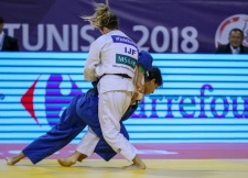 Jessica Pereira (BRA) - Grand Prix Tunis (2018, TUN) - © IJF Media Team, International Judo Federation