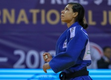 Jessica Pereira (BRA) - Grand Prix Tunis (2018, TUN) - © IJF Gabriela Sabau, International Judo Federation