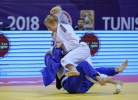 Kim Polling (NED) - Grand Prix Tunis (2018, TUN) - © IJF Media Team, International Judo Federation