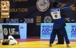 Shakhram Akhadov (UZB) - Grand Prix Tunis (2018, TUN) - © IJF Media Team, International Judo Federation