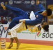 Walide Khyar (FRA), Seiya Miyanohara (JPN) - Grand Prix Tunis (2018, TUN) - © IJF Media Team, International Judo Federation
