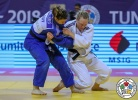 Michaela Polleres (AUT), Gemma Howell (GBR) - Grand Prix Tunis (2018, TUN) - © IJF Gabriela Sabau, International Judo Federation