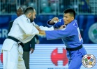 Baruch Shmailov (ISR), Altansukh Dovdon (MGL) - Grand Prix Zagreb (2018, CRO) - © IJF Media Team, International Judo Federation