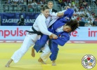 Nami Nabekura (JPN), Tina Trstenjak (SLO) - Grand Prix Zagreb (2018, CRO) - © IJF Media Team, International Judo Federation