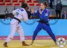 Priscilla Gneto (FRA), Automne Pavia (FRA) - Grand Slam Abu Dhabi (2018, UAE) - © IJF Media Team, International Judo Federation
