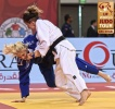 Distria Krasniqi (KOS) - Grand Slam Abu Dhabi (2018, UAE) - © IJF Media Team, International Judo Federation