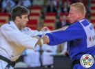 Etienne Briand (CAN), Frank De Wit (NED) - Grand Slam Abu Dhabi (2018, UAE) - © IJF Media Team, International Judo Federation