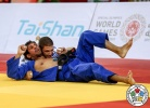Krisztian Toth (HUN), Hatem Abd el Akher (EGY) - Grand Slam Abu Dhabi (2018, UAE) - © IJF Media Team, International Judo Federation