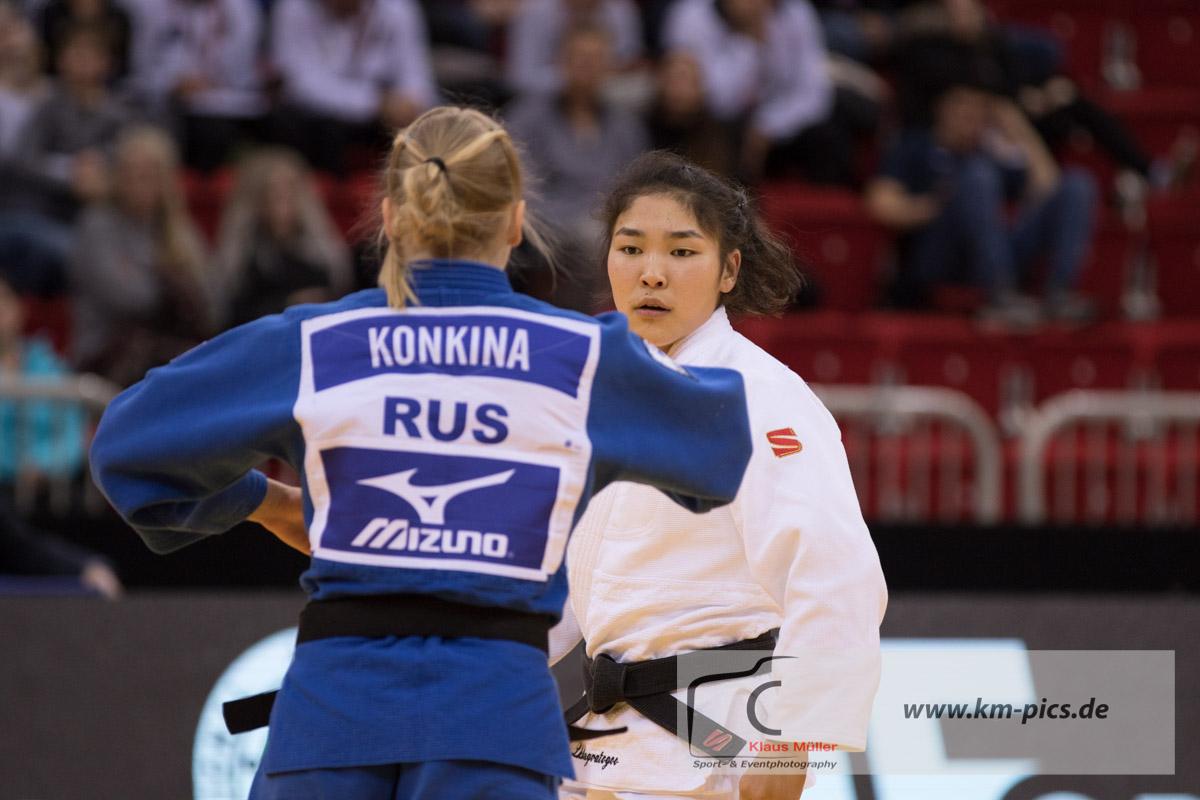 Len Düsseldorf judoinside anri egutidze por grand slam düsseldorf 2018