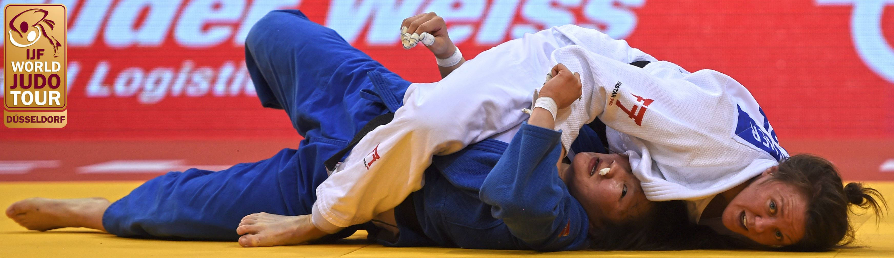 megan fletcher  judoka  judoinside