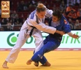 Daria Bilodid (UKR) - Grand Slam Düsseldorf (2018, GER) - © IJF Media Team, International Judo Federation