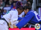 Maylin Del Toro Carvajal (CUB), Gankhaich Bold (MGL) - Grand Slam Düsseldorf (2018, GER) - © IJF Media Team, International Judo Federation