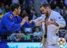 Nikoloz Sherazadishvili (ESP), Nicholas Mungai (ITA) - Grand Slam Düsseldorf (2018, GER) - © IJF Media Team, International Judo Federation