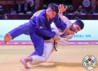 Zhansay Smagulov (KAZ), Fabio Basile (ITA) - Grand Slam Ekaterinburg (2018, RUS) - © IJF Media Team, International Judo Federation