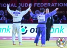 Islam Yashuev (RUS), Yeldos Smetov (KAZ) - Grand Slam Ekaterinburg (2018, RUS) - © IJF Media Team, International Judo Federation