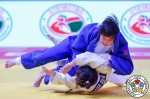 Narantsetseg Ganbaatar (MGL) - Grand Slam Ekaterinburg (2018, RUS) - © IJF Media Team, International Judo Federation