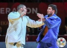 Toma Nikiforov (BEL), Niyaz Ilyasov (RUS) - Grand Slam Ekaterinburg (2018, RUS) - © IJF Media Team, International Judo Federation