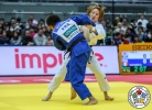 Da Sol Park (KOR) - Grand Slam Osaka (2018, JPN) - © IJF Media Team, International Judo Federation