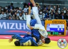 Odbayar Ganbaatar (MGL), Lechi Ediev (RUS) - Grand Slam Osaka (2018, JPN) - © IJF Media Team, International Judo Federation