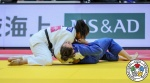 Elvismar Rodriguez (VEN) - Grand Slam Osaka (2018, JPN) - © IJF Media Team, International Judo Federation