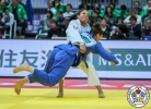 Elvismar Rodriguez (VEN), Roxane Taeymans (BEL) - Grand Slam Osaka (2018, JPN) - © IJF Media Team, International Judo Federation